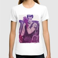 true blood T-shirts featuring true Blood - Eric/Count Von Count by Mike Wrobel