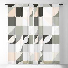Pattern 136 Blackout Curtain