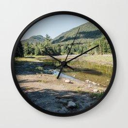McIntyre Range II Wall Clock