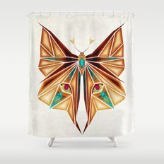 fox or butterfly?  Shower Curtain