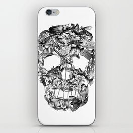 Death Nature iPhone Skin