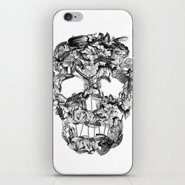 Death Nature iPhone Skin