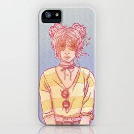 Mizaru Sister iPhone Case