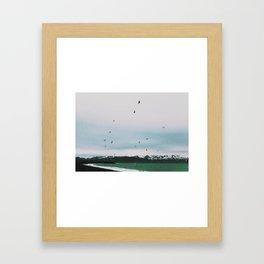 niceland Framed Art Print