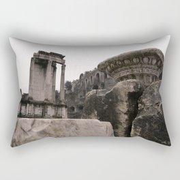 Roman Forum Rectangular Pillow