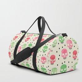 Skull-o-melon Duffle Bag
