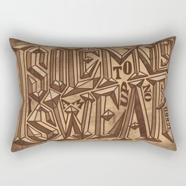 I Solemnly Swear I Am Up To No Good Rectangular Pillow