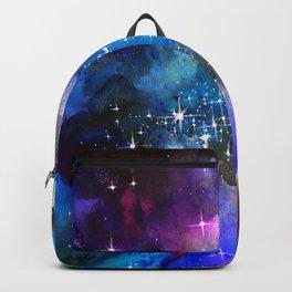 Nebula Painting Backpack