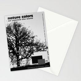 nature colors calendar february 2014 Stationery Cards