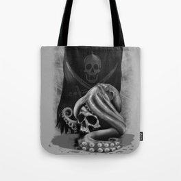 Pirate Tentacle Tote Bag
