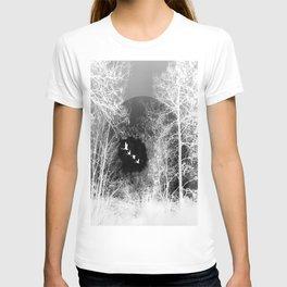 Tree and sky T-shirt