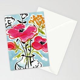 Poppy Impromptu Stationery Cards