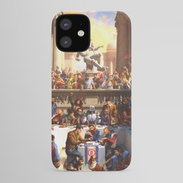 Once upon a time Poster Logic iPhone Case