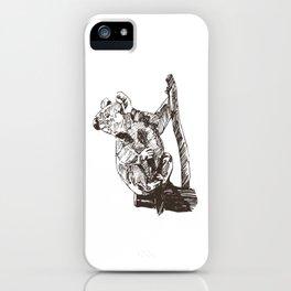 Koala Sanctuary iPhone Case