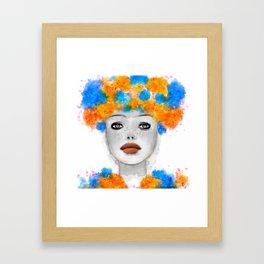 Ornella Framed Art Print