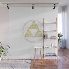 zelda triforce Wall Mural