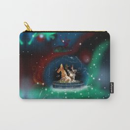 Wing Deer Carry-All Pouch
