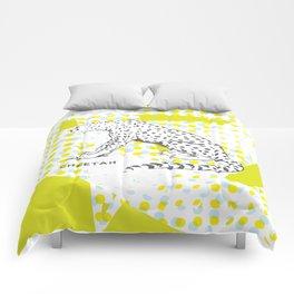 POP Cheetah Comforters