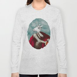 Sir Unicorn Long Sleeve T-shirt