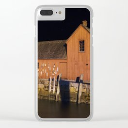 Night at Motif #1 Clear iPhone Case