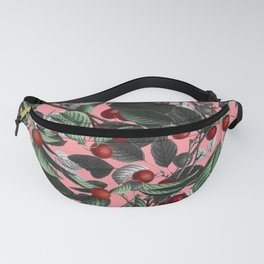 Vintage Fruit Pattern IV Fanny Pack