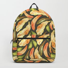 Autumnal Leaves Pattern 2 Backpack
