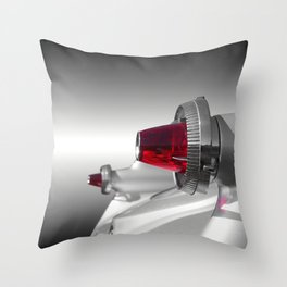 US American classic car imperial 1960 Throw Pillow
