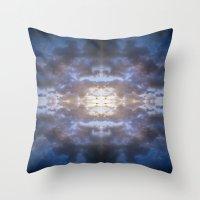 infinite Throw Pillows featuring infinite by wegotitallwrong