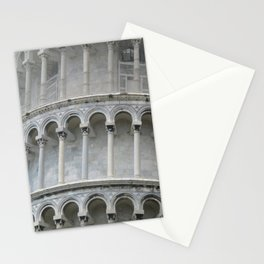 Pisa Columns Stationery Cards
