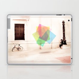 A little stop... Laptop & iPad Skin