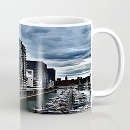 Harbor_Cologne_Germany Coffee Mug
