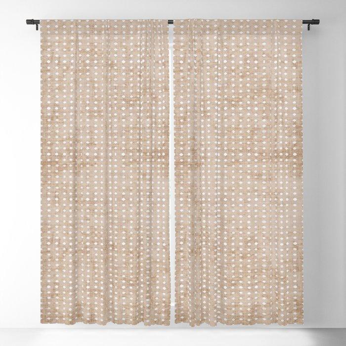 ZEN TILE Blackout Curtain