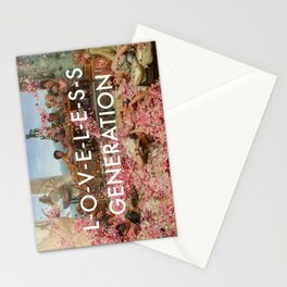 The Roses of the Loveless Stationery Cards