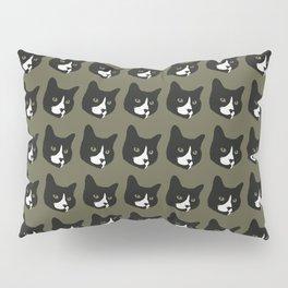 Boots the Kitty Cat Pillow Sham