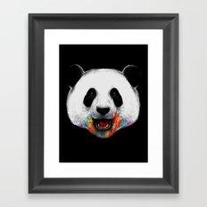 Where is the Rainbow? Framed Art Print