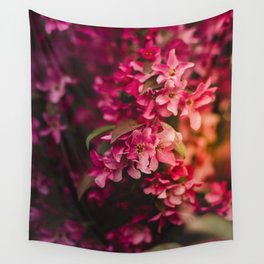Beauty of Spring I Wall Tapestry