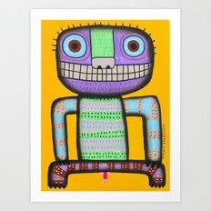 I want to pee! Art Print