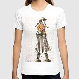 Cozy country walk T-shirt