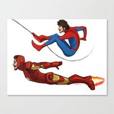 Super Li and Lou Canvas Print
