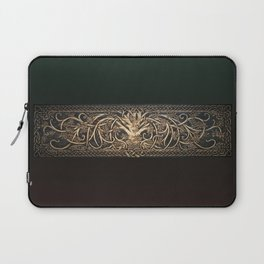 Ygdrassil the Norse World Tree Laptop Sleeve