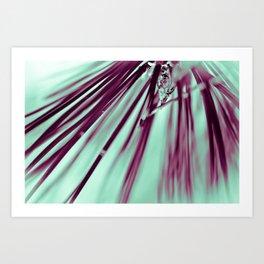 Pine Beauty Art Print