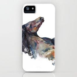 Horse #9 iPhone Case