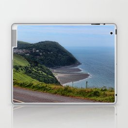 Lynton and Lynmouth, Devon, England Laptop & iPad Skin