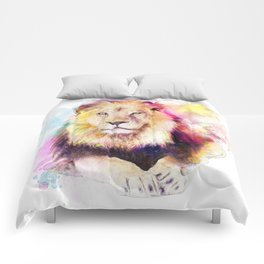 Sunny lion Comforters