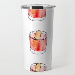 Summer Cocktails Travel Mug
