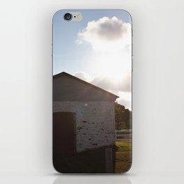 Battery Magazine iPhone Skin