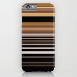 stripes 229 iPhone Case