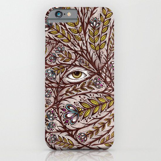 Golden Eye iPhone & iPod Case