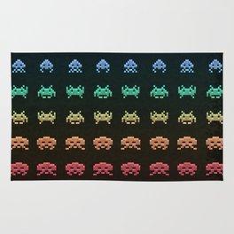Invader Space Rug