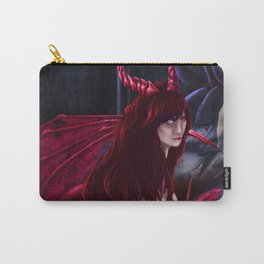 Beauty Kills Carry-All Pouch
